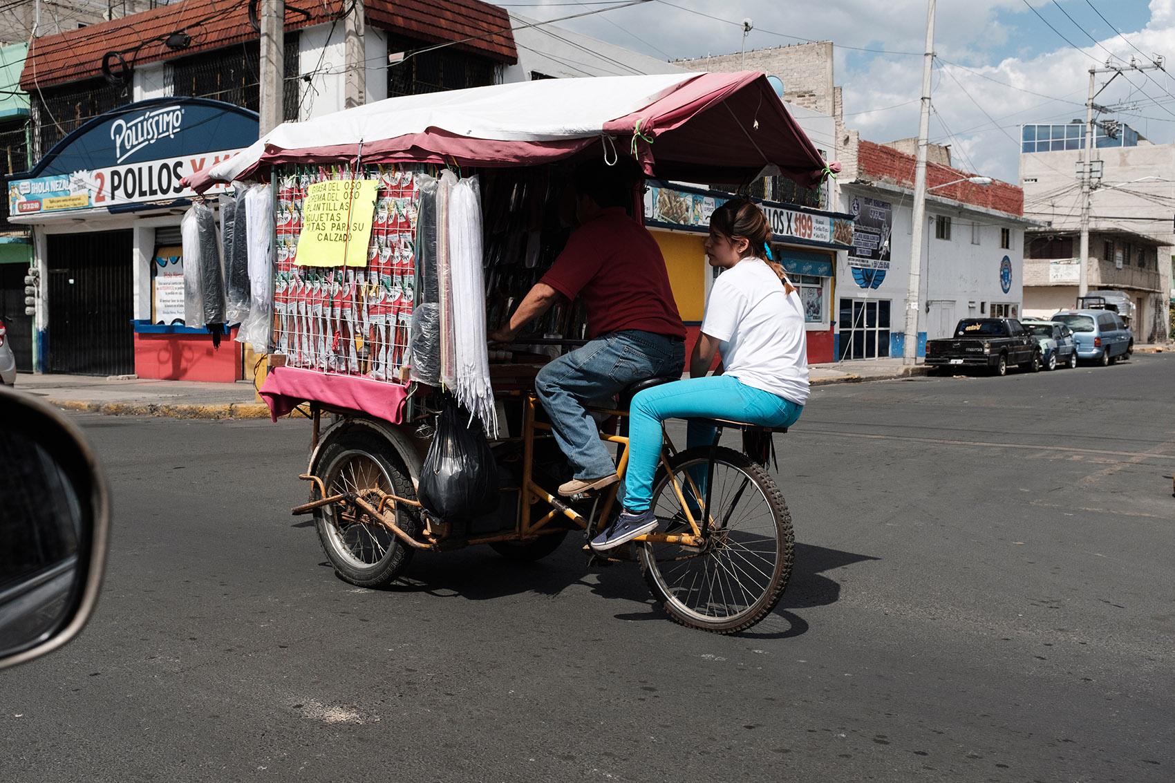 Ciclistas por Ockesaid a.k.a Joel Lugo - Street Photographer