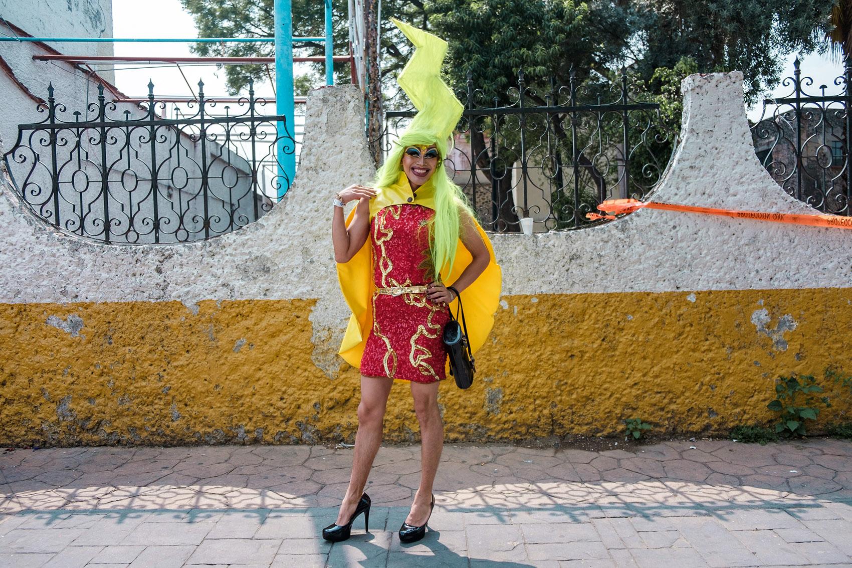 Marcha LGBTTTI en Iztacalco por Ockesaid a.k.a Joel Lugo - Street Photographer