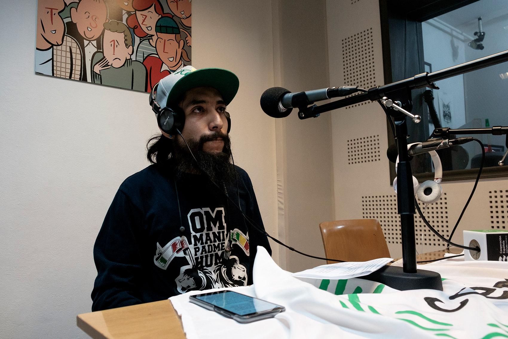 Voces del Oriente Radio por Ockesaid a.k.a Joel Lugo - Street Photographer