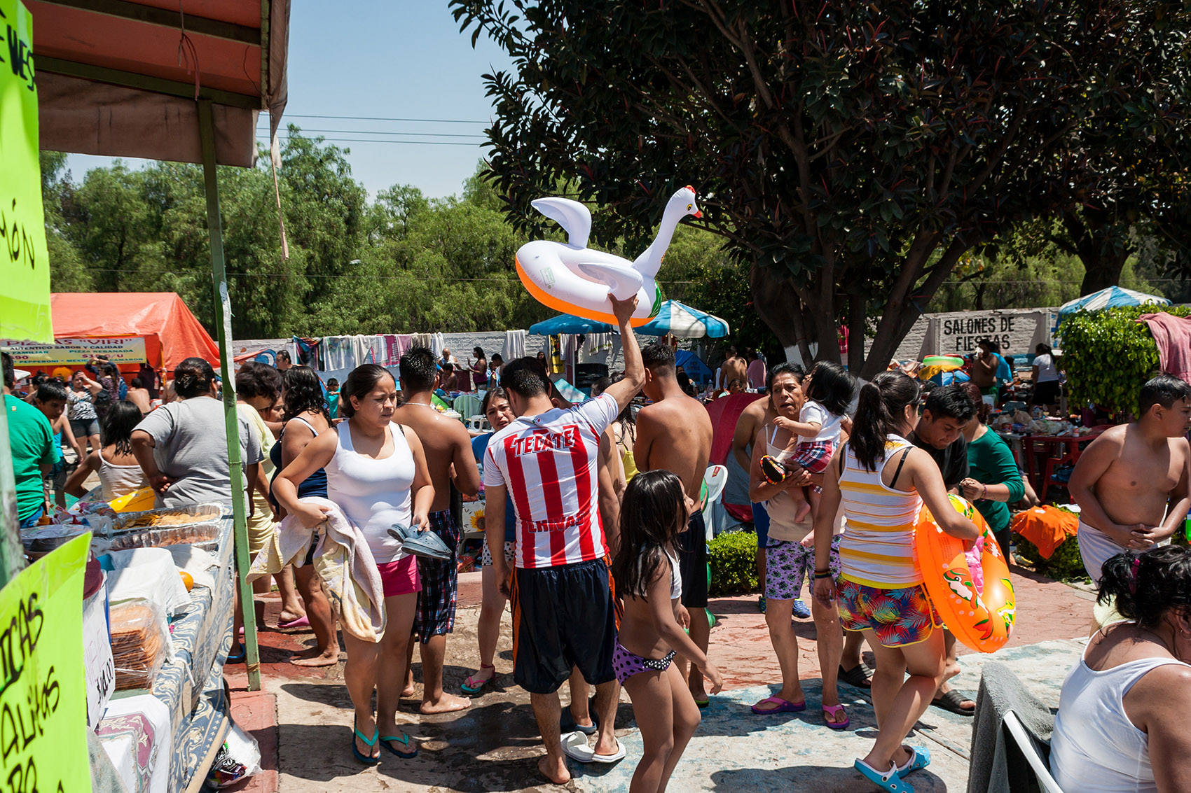 Elba Sábado de Gloria en Iztapalapa por Ockesaid a.k.a Joel Lugo - Street Photographer