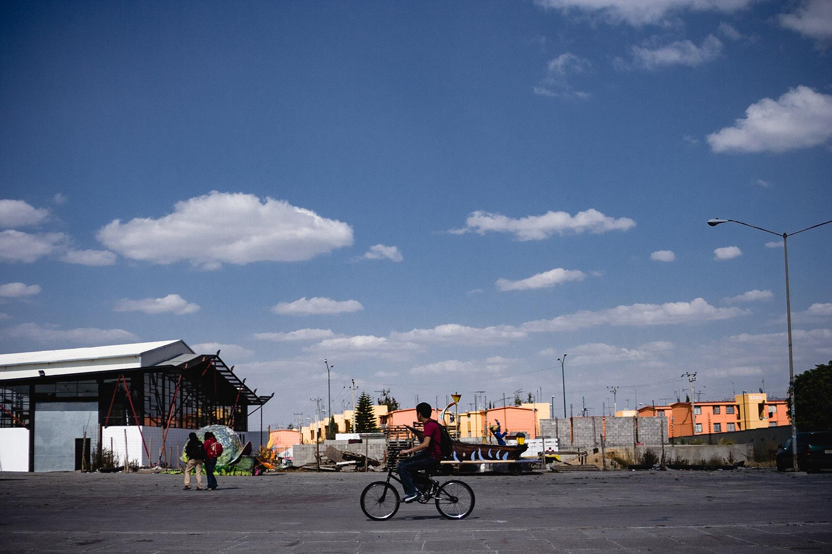 CIclista por Ockesaid a.k.a Joel Lugo - Street Photographer