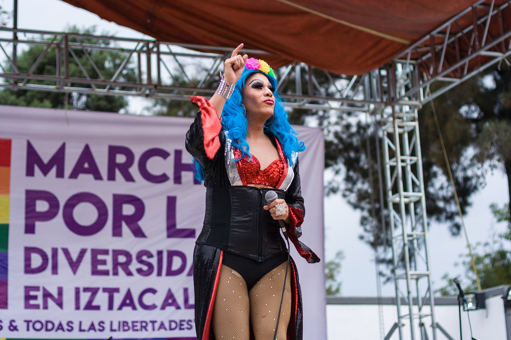 Concierto LGBTTI por Ockesaid a.k.a Joel Lugo - Street Photographer