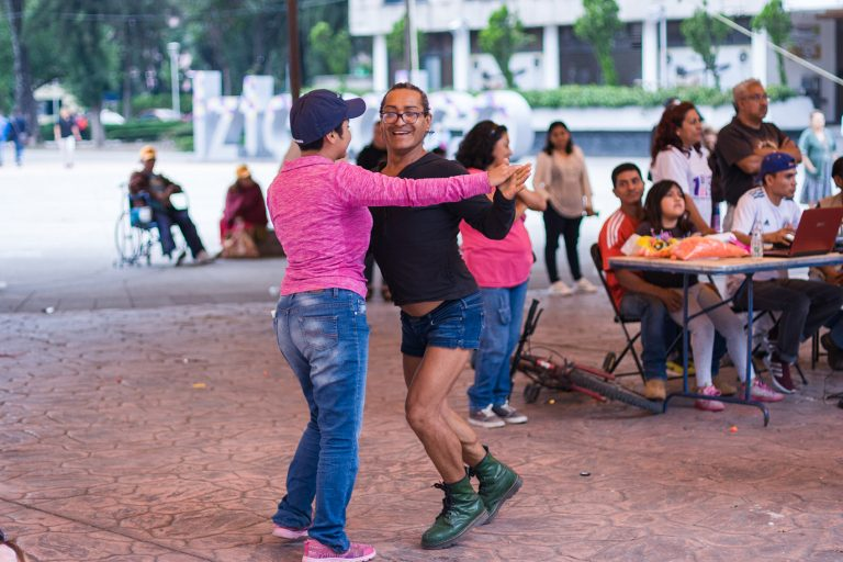 Concierto LGBTTTI por Ockesaid a.k.a Joel Lugo - Street Photographer