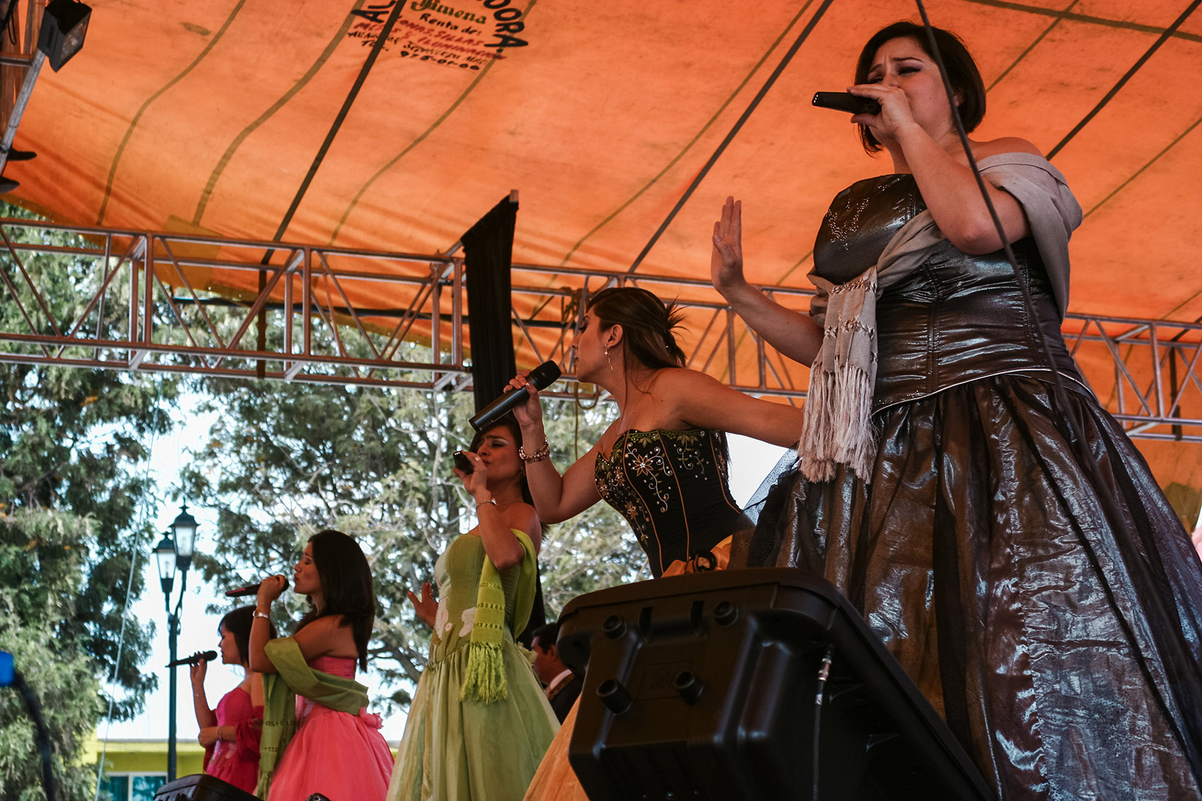 1er Festival Cultural Internacional Musa de Los Volcanes por Ockesaid a.k.a Joel Lugo - Street Photographer